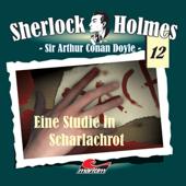 Eine Studie in Scharlachrot: Sherlock Holmes 12
