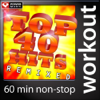 Top 40 Hits Remixed (60 Min Non-Stop Workout Mix) - Power Music Workout