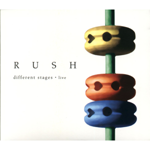Rush - Different Stages • Live
