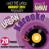 August 2011 Urban Hits Karaoke (R&B, Hip Hop)