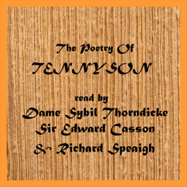 The Poetry of Tennyson: (Selection) (Unabridged) audiobook