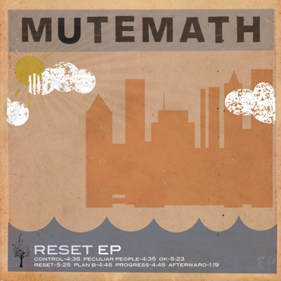 Reset EP - Mutemath