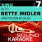 ProSound Karaoke Band - The Rose (Karaoke Instrumental Track) [In the Style of Bette Midler]