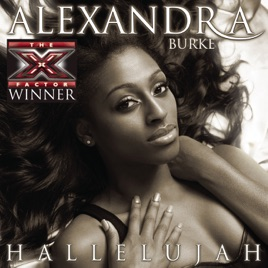 hallelujah - alexandra burke official single