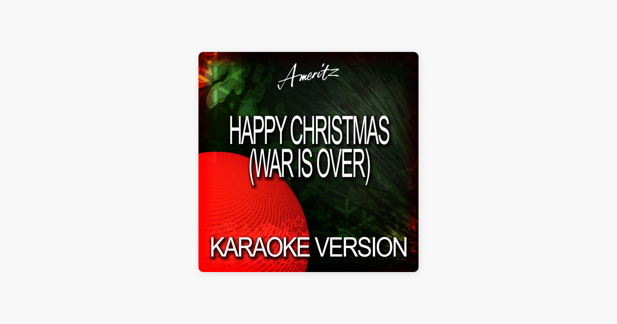 Happy Christmas John Lennon Karaoke images