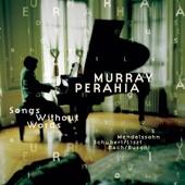 Murray Perahia - Lieder ohne Worte, Op. 19, No. 3