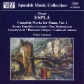 Pedro Carbone - Crepusculum, Op. 15