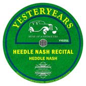 Heddle Nash Recital