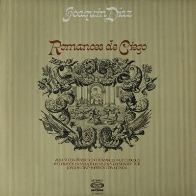 Romances de Ciego - Joaquín Díaz