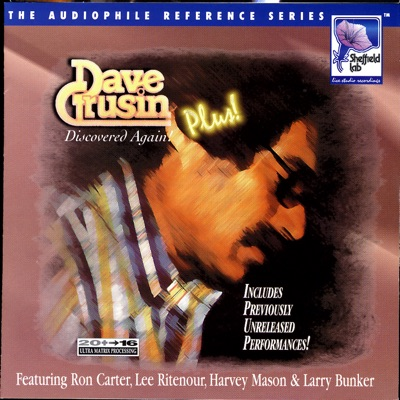 Discovered Again! Plus! - Dave Grusin