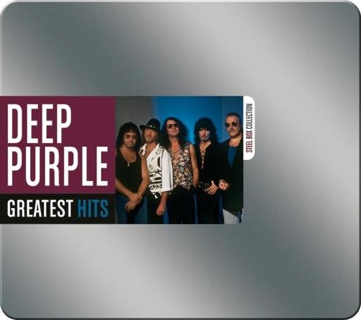 Steel Box Collection - Greatest Hits: Deep Purple