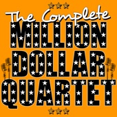 The Million Dollar Quartet - That's When Your Heartaches Begin (Live)