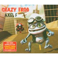 Crazy Frog - Axel F (Radio Edit) artwork