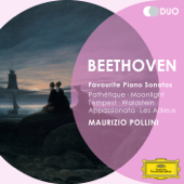 Beethoven: Favourite Piano Sonatas - Pathétique, Moonlight, Tempest, etc