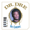 Dr. Dre - The Chronic  artwork