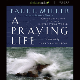 A Praying Life: Connecting with God in a Distracting World (Unabridged) audiobook