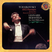Tchaikovsky: 1812 Overture, Marche Slave, Romeo and Juliet, Capriccio Italien, Hamlet (Expanded Edition) - Leonard Bernstein & New York Philharmonic - Leonard Bernstein & New York Philharmonic