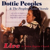 Dottie Peoples & The Peoples Choice Chorale - It's So Hard To Get Along