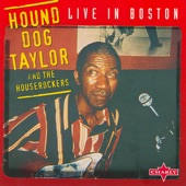Hound Dog Taylor - It Hurts Me Too - Live
