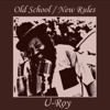 U-Roy - Old School / New Rules artwork