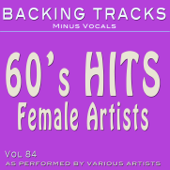60's Hits Female Artists Vol 84 (Backing Tracks)