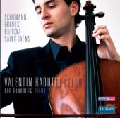 Schumann, Franck, Ruzicka, Saint-Saens