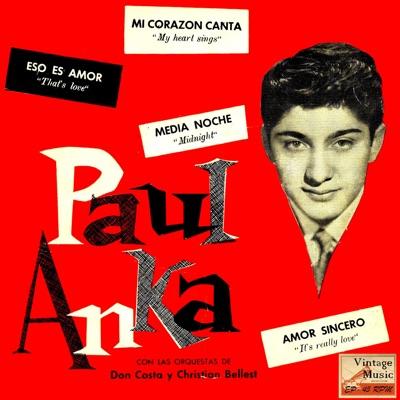 Vintage Pop No. 104 - EP - Paul Anka
