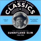 Sunnyland Slim - I Done You Wrong (02-03-53)