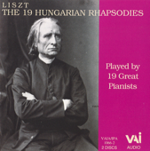 Liszt: Hungarian Rhapsodies - 19 Great Pianists (Historic Recordings from 1926-1994)