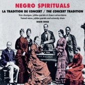 Utica Jubilee Singers - Mary Don't You Weep