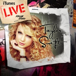 View album Taylor Swift - iTunes Live from SoHo