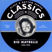 Big Maybelle - Rain Down Rain (10-29-52)