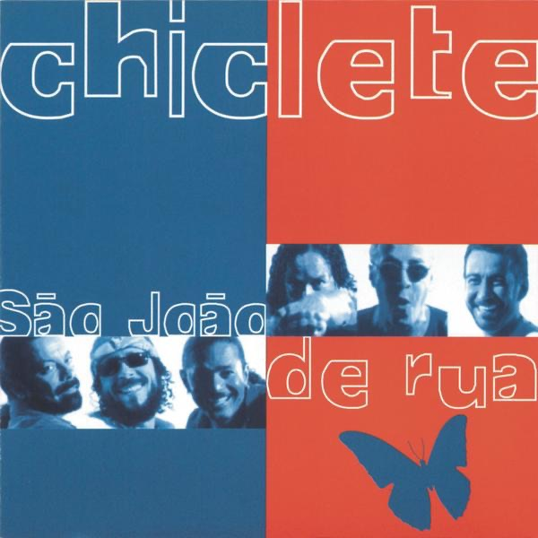 cd de chiclete com banana 2009