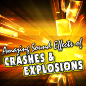 Large Explosions With Heavy Glass and Metal Debris