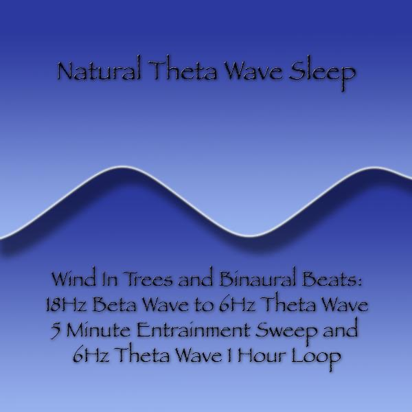 Rain and Binaural Beats: 18Hz Beta Wave to 6Hz Theta Wave 5
