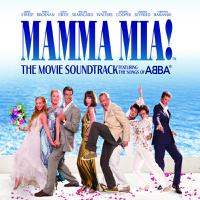 Various Artists - Mamma Mia! (The Movie Soundtrack) artwork