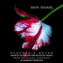 New Moon: The Twilight Saga, Book 2 (Unabridged) audiobook