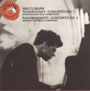 Tchaikovsky: Piano Concerto No. 1 - Rachmaninov: Piano Concerto No. 2 - Van Cliburn, The RCA Symphony Orchestra & Chicago Symphony Orchestra - Van Cliburn, The RCA Symphony Orchestra & Chicago Symphony Orchestra