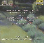 Yoel Levi - Barber: Concerto For Violin And Orchestra, Op. 14: II. Andante