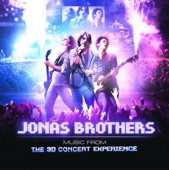 Jonas Brothers: The 3D Concert Experience (Soundtrack)