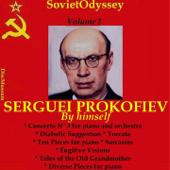 Prokofiev By Himself (Vol. 1)