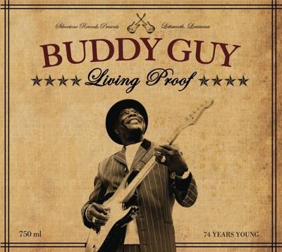 Living Proof - Buddy Guy album