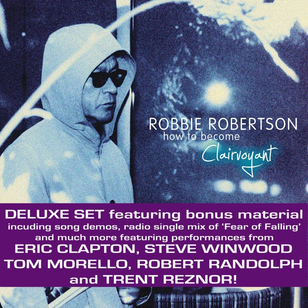 robbie robertson how to become clairvoyant deluxe
