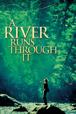 Robert Redford - A River Runs Through It  artwork