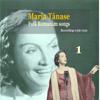 Maria Tanase, Vol. 1 - Folk Romanian Songs, Recordings 1936-1939 - Maria Tănase