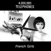 4,000,000 Telephones - French Girls