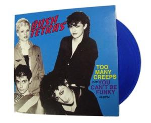 """Too Many Creeps 7"""" - Single"""