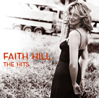 Faith Hill - There You'll Be artwork