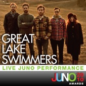 Great Lake Swimmers - Pulling On a Line (Live At Juno Awards 2010)