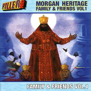 Various Artists - Morgan Heritage Family & Friends Volume . 1